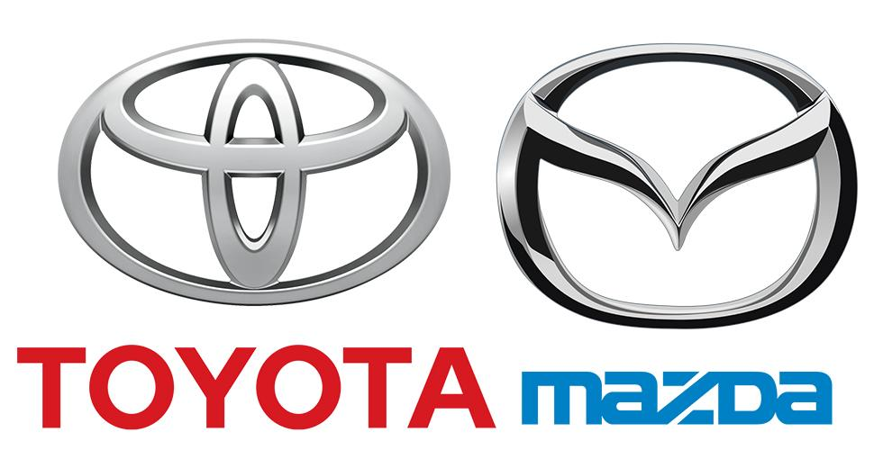 Toyota och Mazda bygger gemensam fabrik