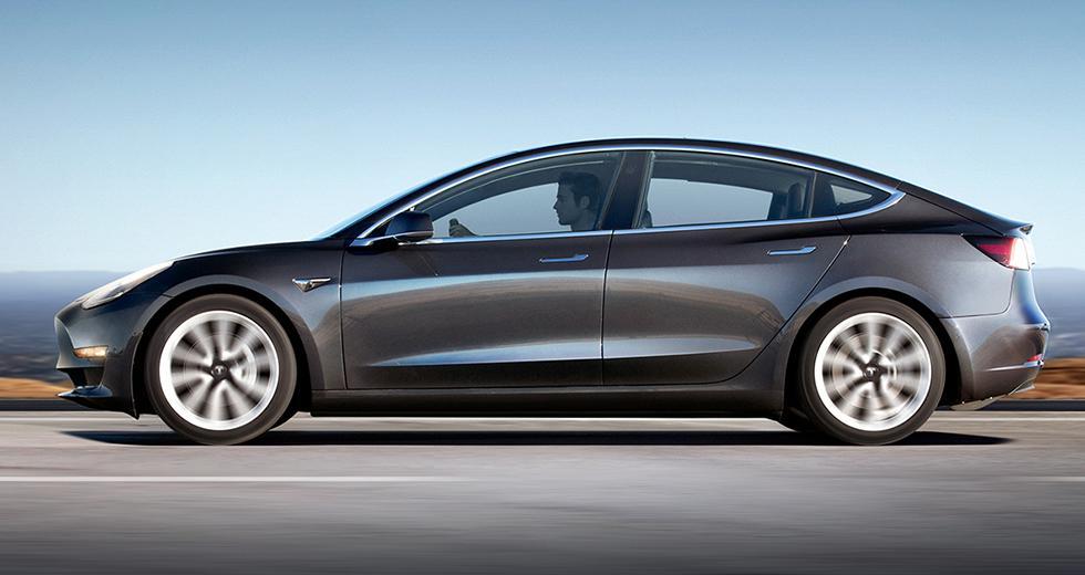 Nästa Tesla byggs på Model 3-plattan