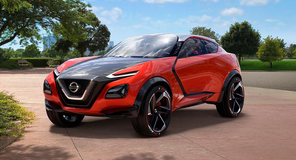 För två år sedan visade Nissan upp suviga konceptet Gripz. Det var en hybrid, men nu planerar Nissan och Renault tillsammans med kinesiska Dongfeng att ta fram en helt eldriven suv.