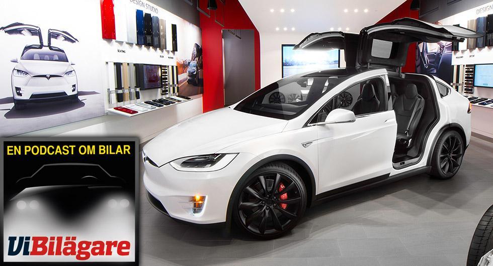 Tro på Tesla ger luft under vingarna