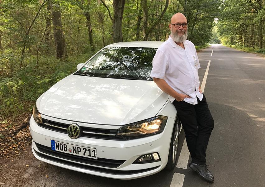 Nya Volkswagen Polo har en lovande bullerdämpning. Svensk säljstart sker i november.