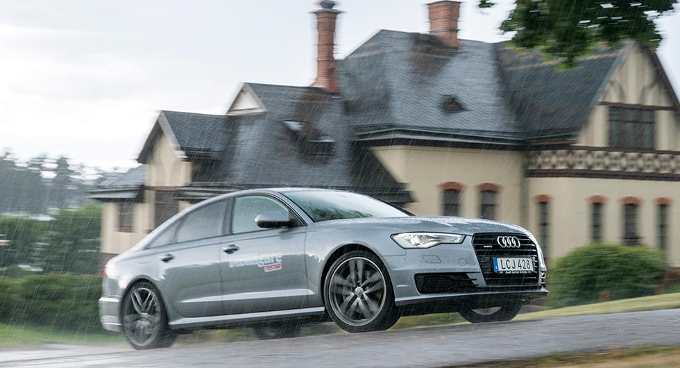 Audiägare är några av de som uppger att de kan tänka sig att betala mer än vad de har råd med för en bil de verkligen vill ha enligt Vi Bilägares undersökning AutoIndex.