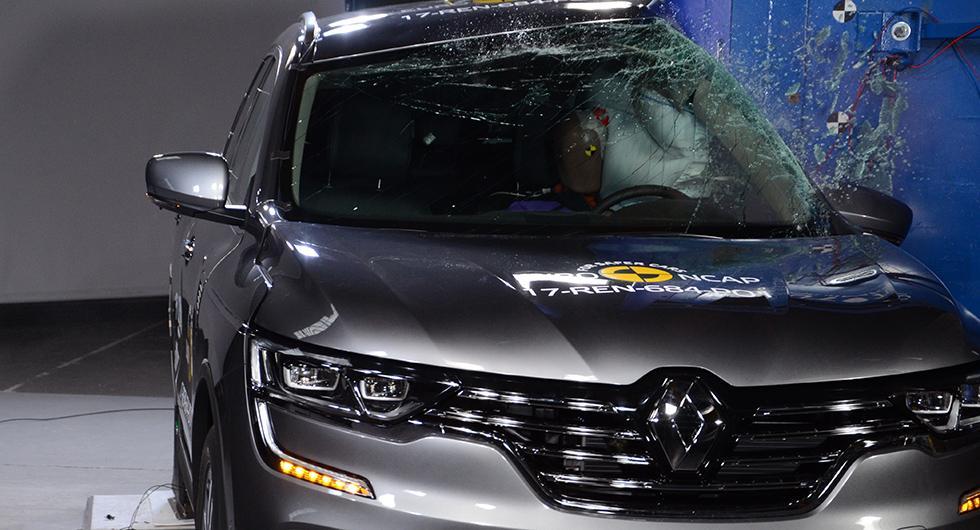 NCAP varnar: tänk på sidokrocken