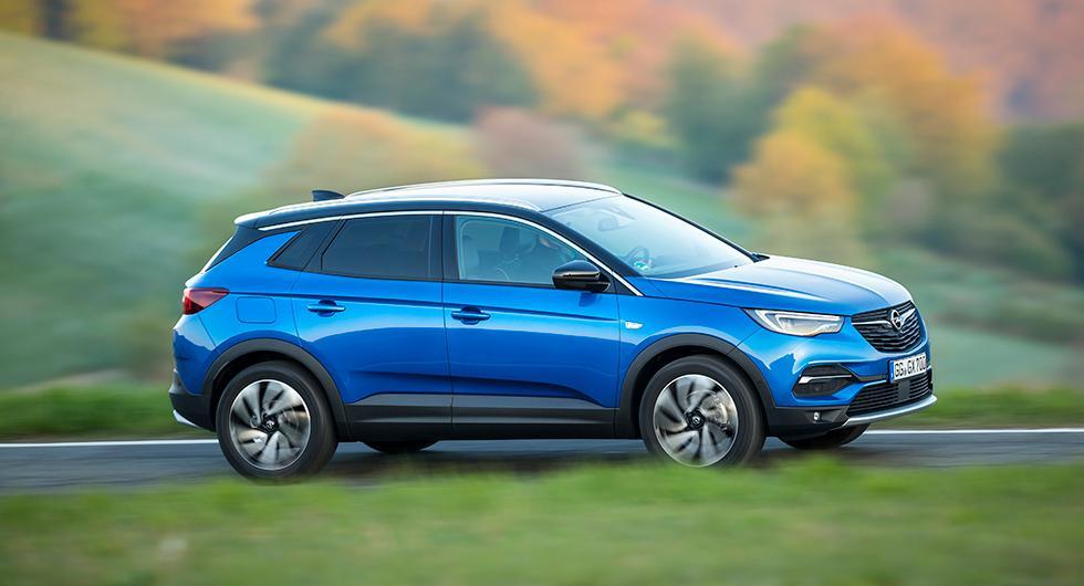 Opel Grandland X – rapport från provkörningen