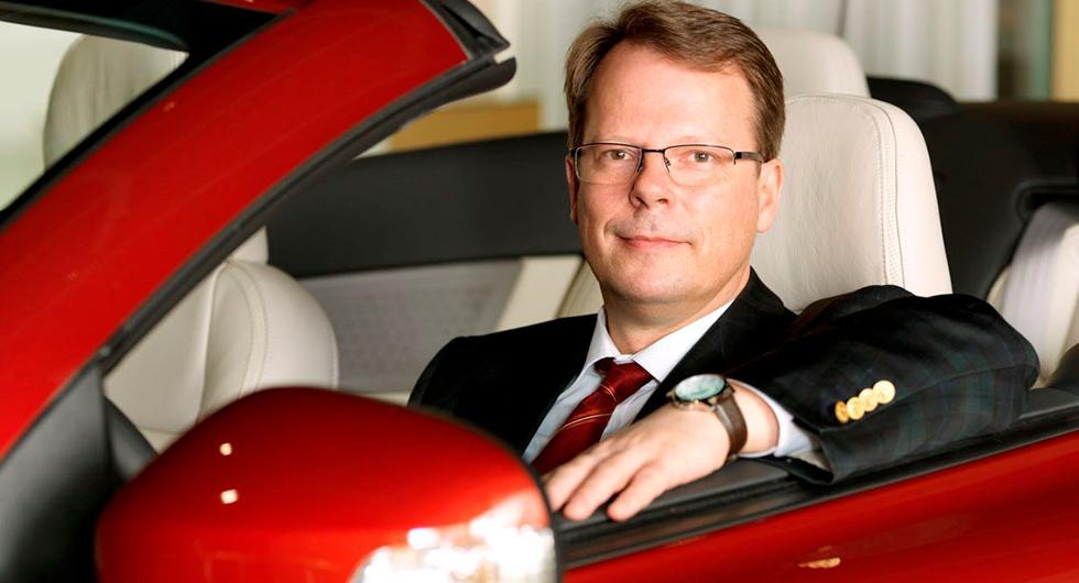 Peter Mertens, som varit med och tagit fram Volvos senaste bilar, har bytt märke och börjar nu som utvecklingschef på Audi.