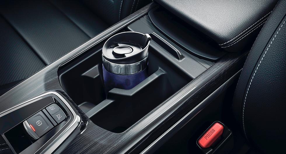 Kopphållarna kan ge värme eller kyla – uppskattat!