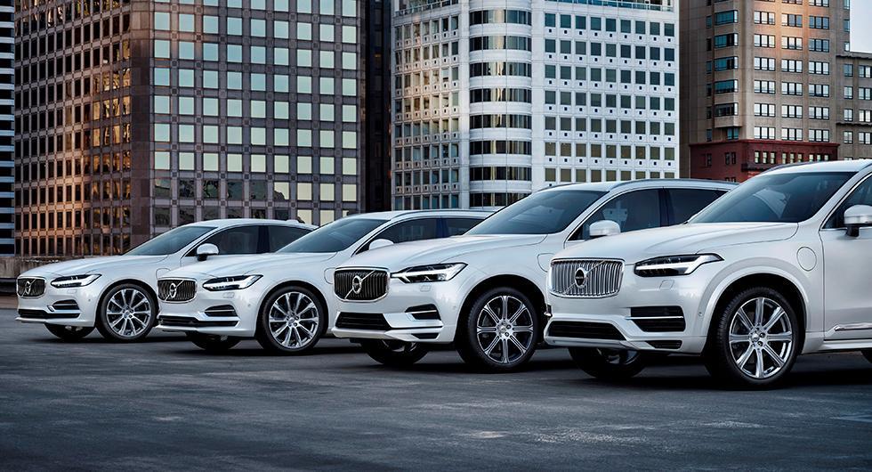 Volvo förväntas klara utsläppsmål 2021