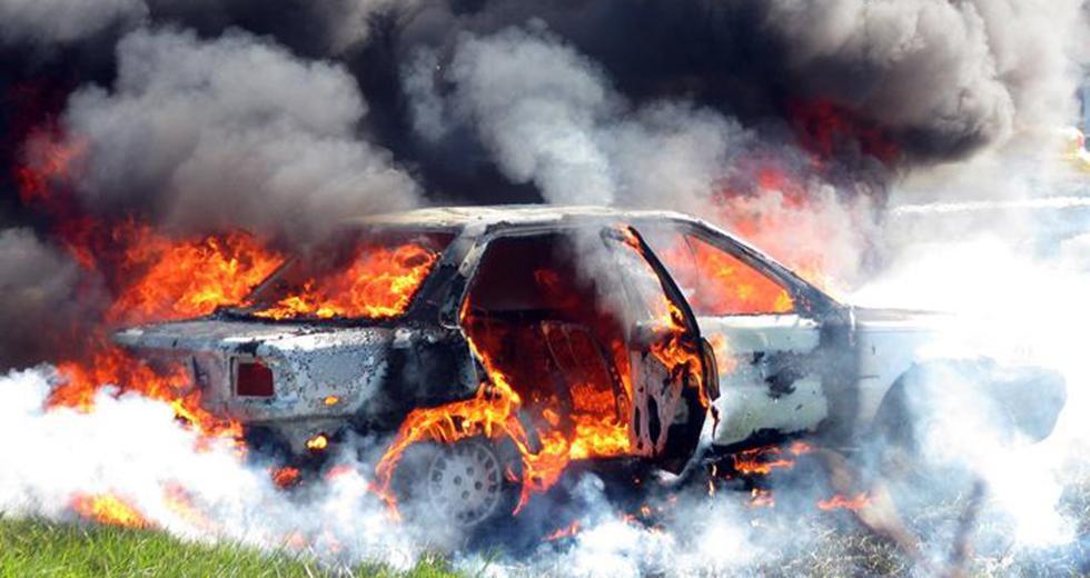 Utbrett försäkringsfusk kring bilbränder