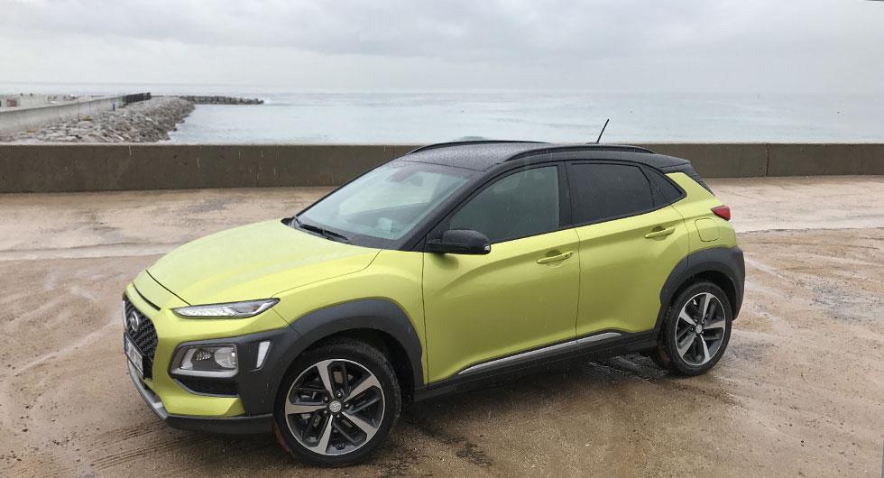 Hyundai Kona – rapport från provkörningen