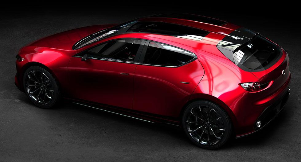 Mazda Kai Concept.