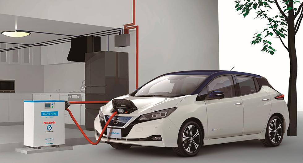 Nissan ska sätta upp 1.000 snabbladdare till runtom i Europa under de kommande 18 månaderna.