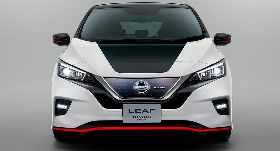 Sportigare Leaf från Nissan