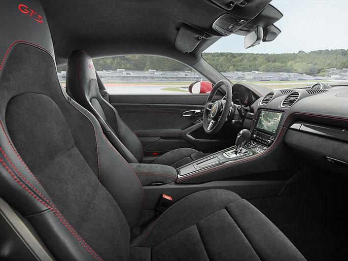 Mer ruter i Porsche 718 Cayman och Boxster