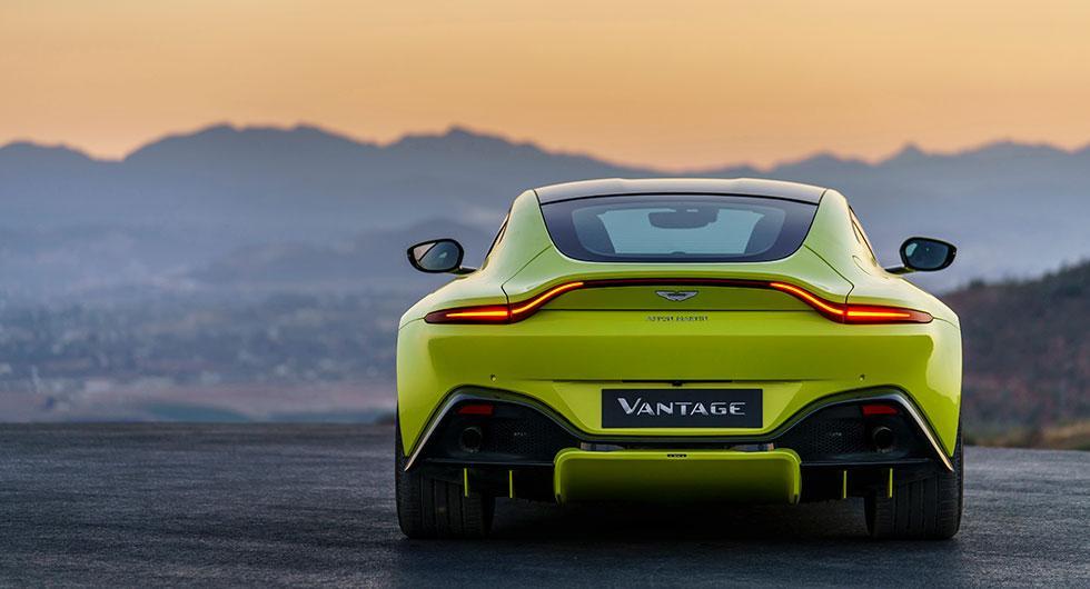 Här är nya Aston Martin Vantage