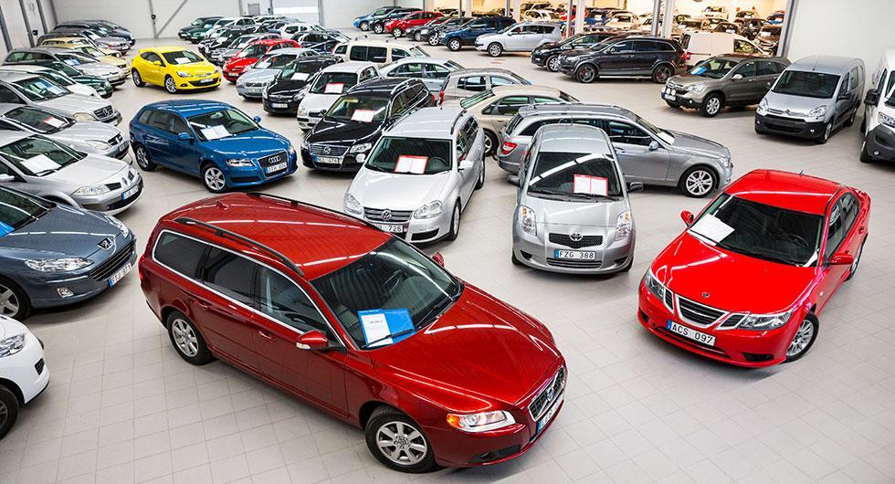Rekordmånga begagnade dieselbilar såldes