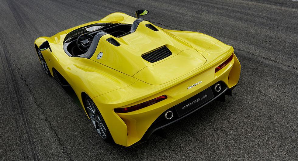 Sparsam Stradale från Dallara