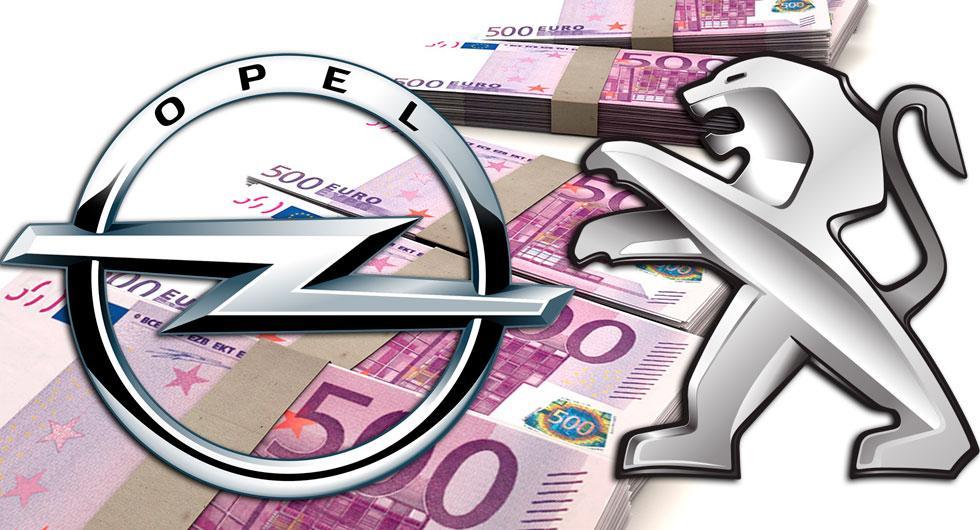 PSA vill ha pengar tillbaka efter Opelköp