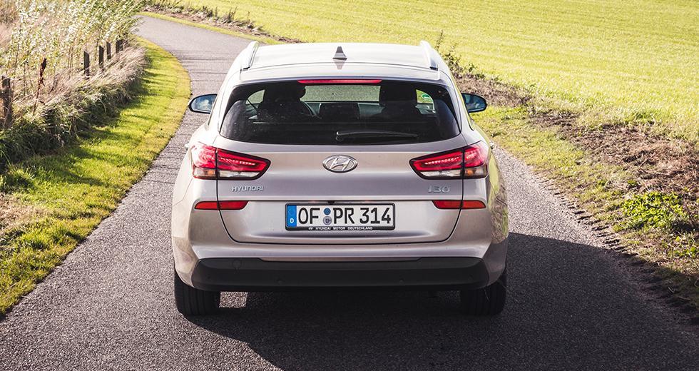 Provkörning: Hyundai i30 (2017)