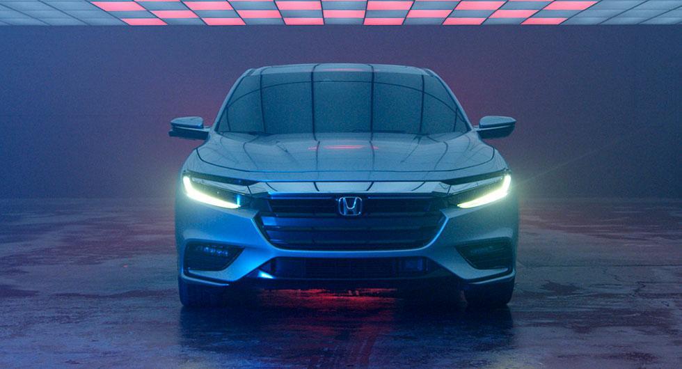 Honda återupplivar Insight