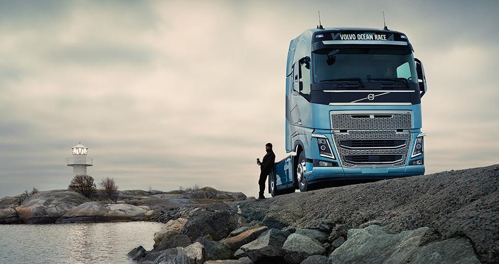 Geely går in i Volvo