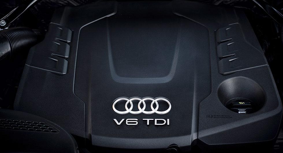 Audi återkallar dieselbilar