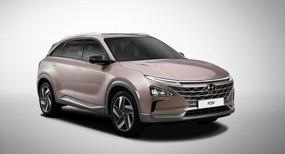 Här är Hyundais vätgasdrivna testbil