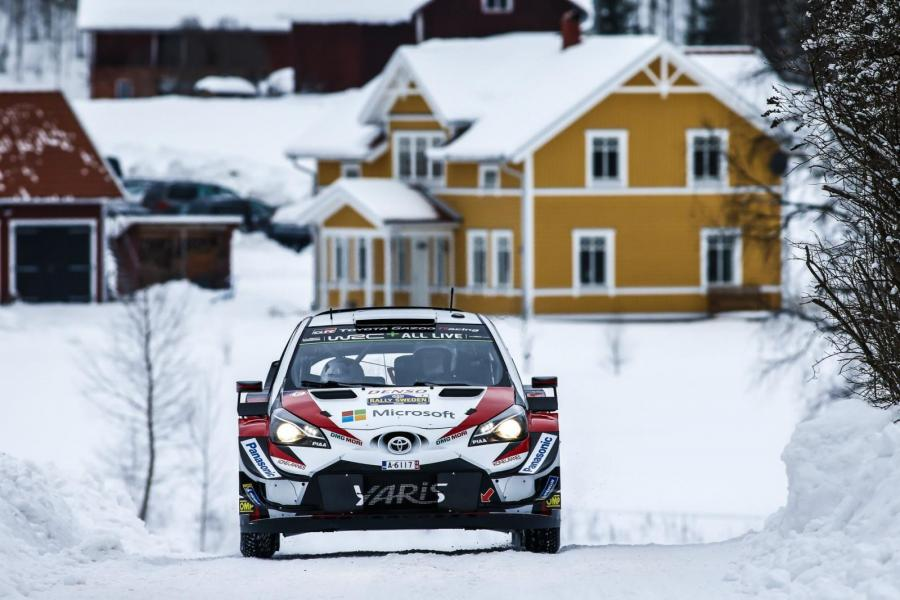 Video: Rally Sweden 2018