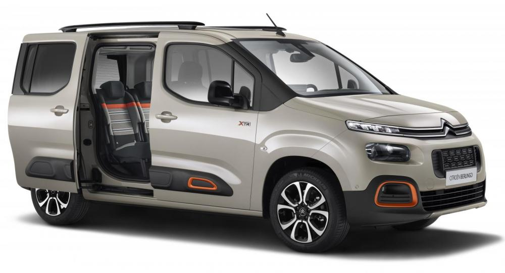Tredje generationens Citroën Berlingo