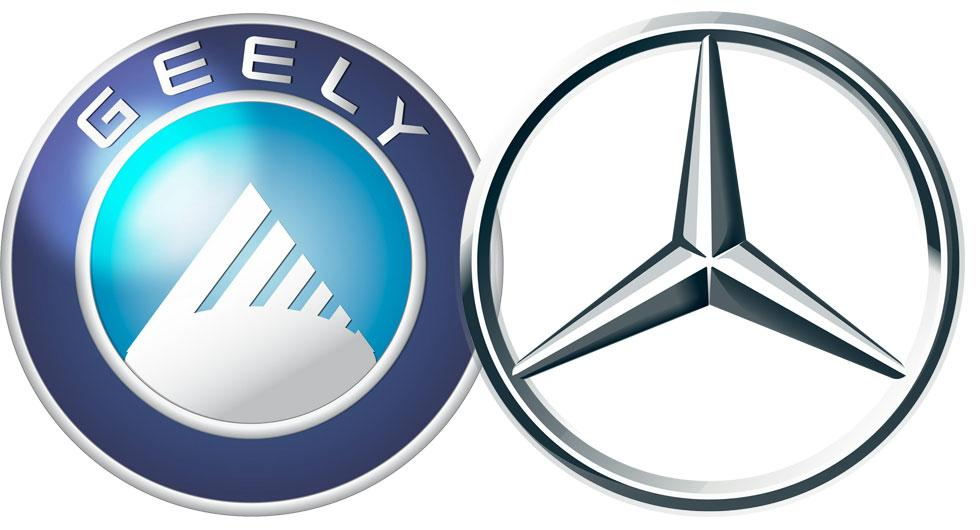 Geely vill köpa in sig i Daimler