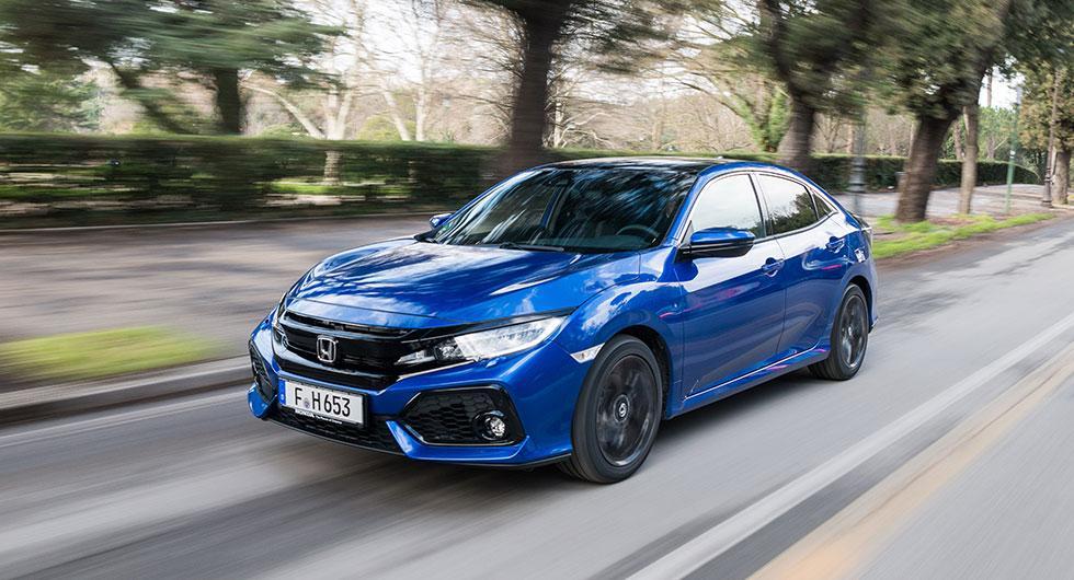 Honda Civic – rapport från provkörningen