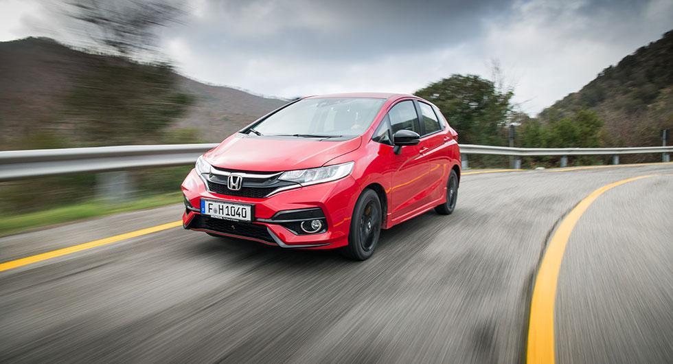 Honda Jazz – rapport från provkörningen