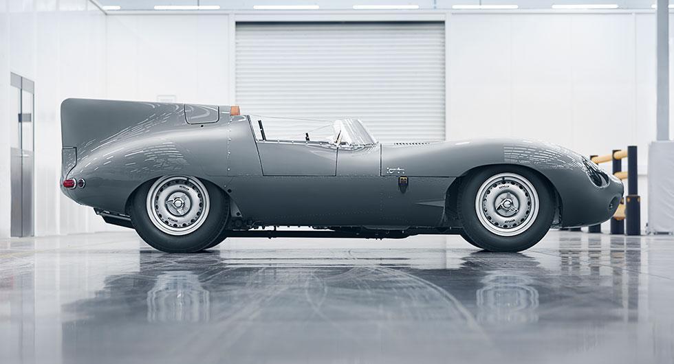 Jaguar D-Type får nytt liv