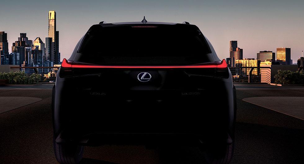 Lexus gör verklighet av UX