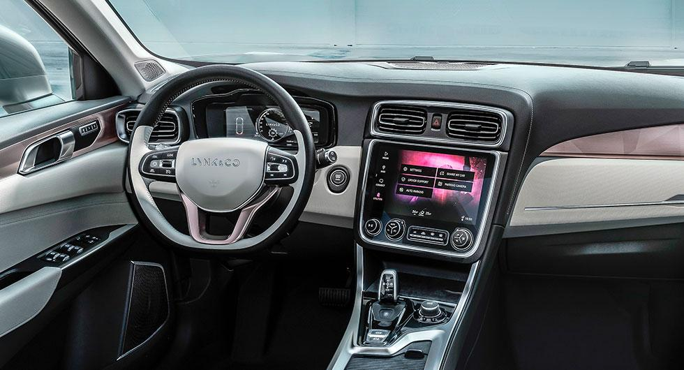 Det ska vara lätt att dela bilen med andra, ett par tryck på pekskärmen eller i mobilappen gör bilen tillgänglig för uthyrning.
