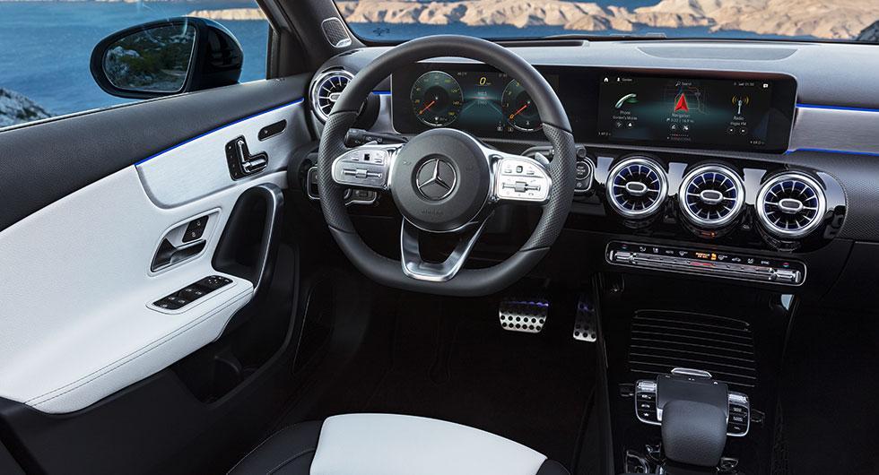Här är nya Mercedes A-klass