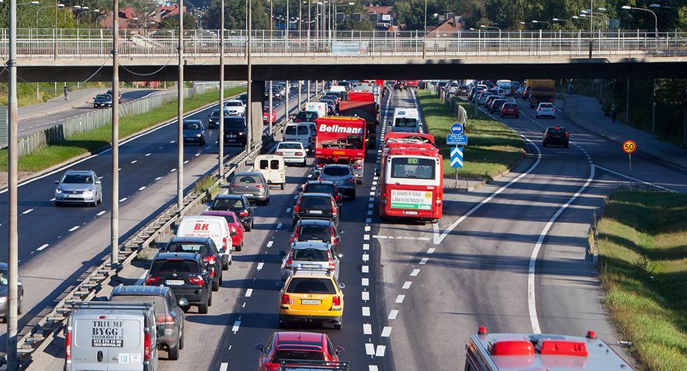 Utsläppen minskar inte fort nog
