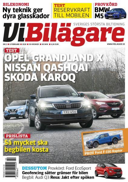 Vi Bilägare 02/2018 – nytt nummer