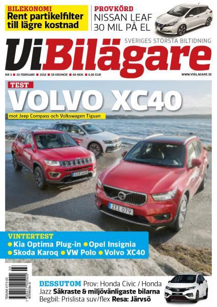 Vi Bilägare 03/2018 – nytt nummer