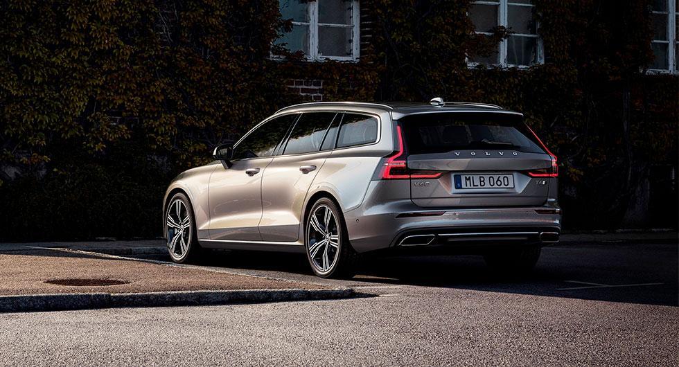 Officiell: Volvo V60