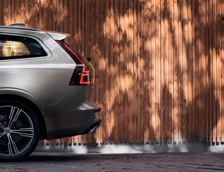 Volvo laddar upp för V60-premiär