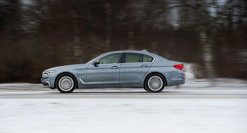 Provkörning: BMW 530e