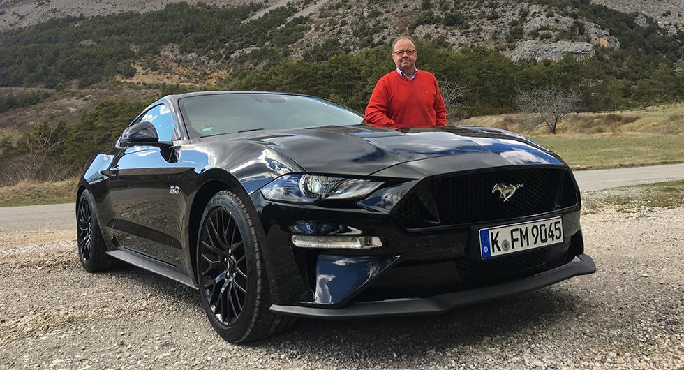 Ford Mustang – rapport från provkörningen