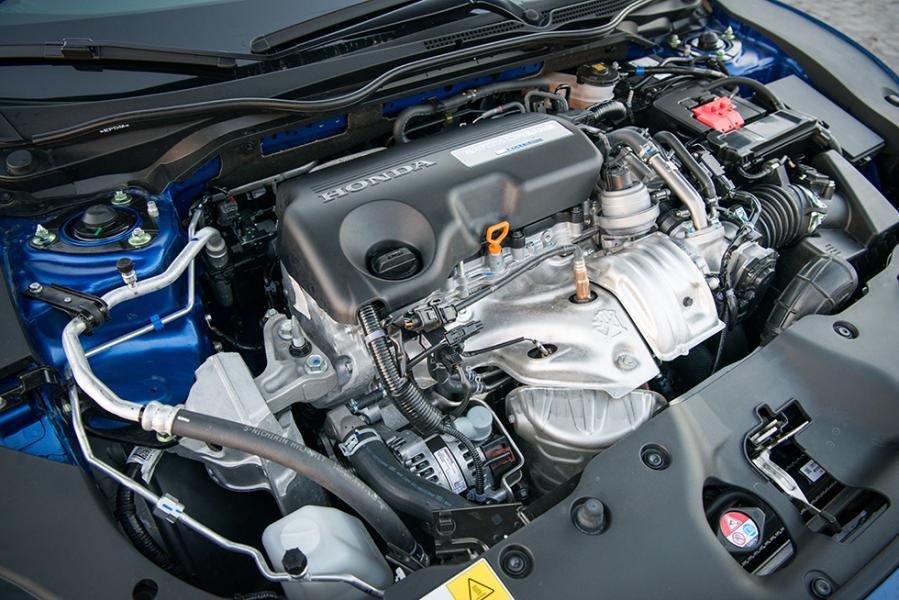 Flera märken är på väg att införa eller har redan infört avgasrening med AdBlue - inte Honda.