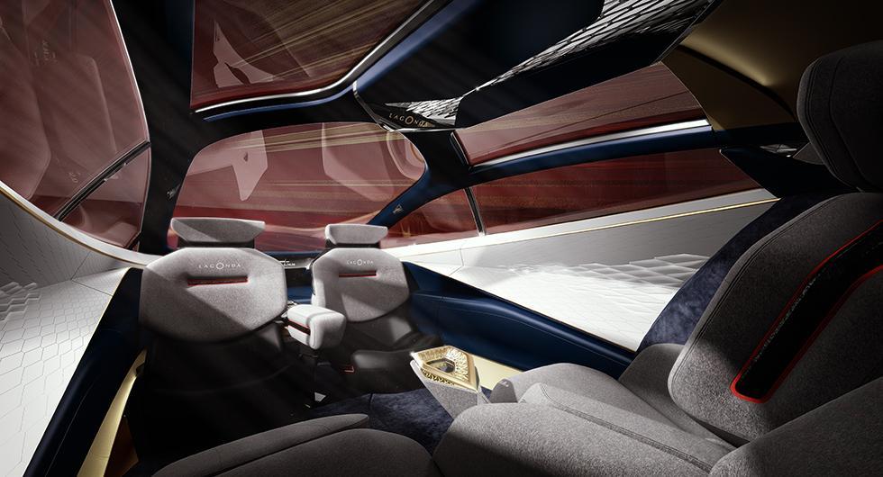 Lagonda blir eget elbilsmärke
