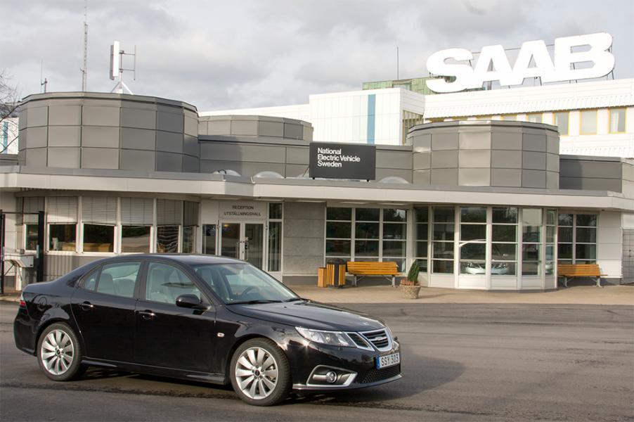 Gamla Saab kan bli batterifabrik