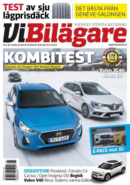 Vi Bilägare 05/2018 – nytt nummer