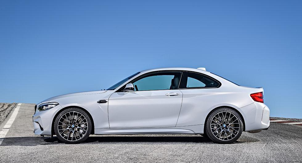 BMW M2 Competition ersätter Coupe