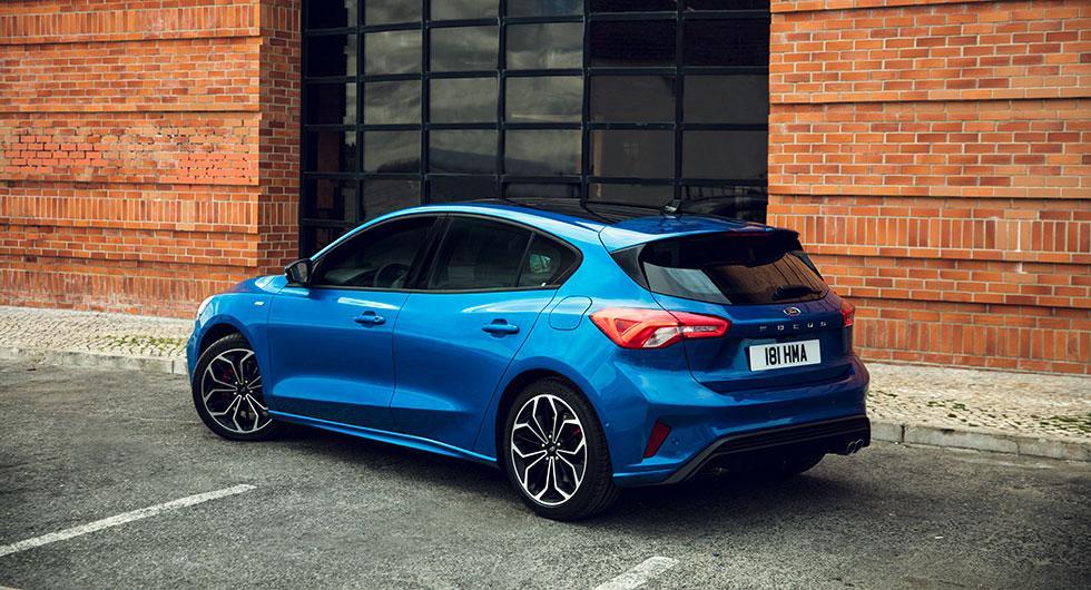 Här är nya Ford Focus