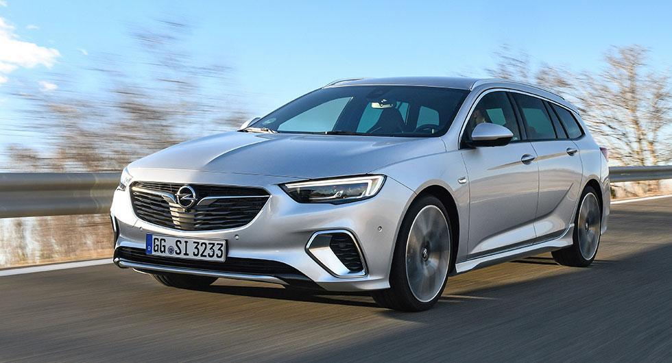 Opel återupplivar namnet GSi som legat i dvala de senaste åren.