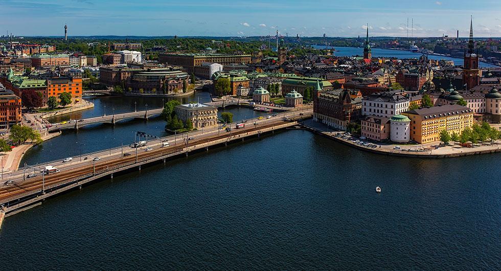 Stockholm har renare luft än på 50 år